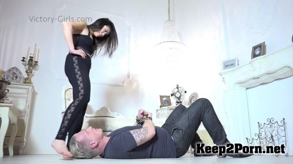 Foot domination [FullHD 1080p] victory-girls