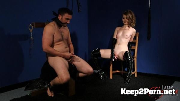 """Domme Tease"" with Brook Logan [FullHD 1080p] LadyVoyeurs"