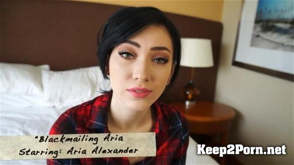 """Aria Alexander Blackmailing Aria"" with Aria Alexander [FullHD 1080p] Clips4Sale"