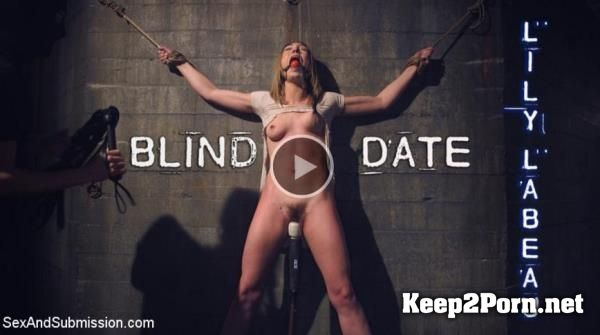 Porn Actress: Lily LaBeau starring in BDSM: Blind Date [MP4 / HD] SexAndSubmission, Kink