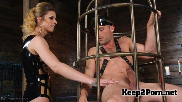"Transsexual ""Casey Kisses, Lance Hart"" in ""Tall Stunning TS Mistress Casey Kisses"" [HD 720p] TsSeduction, Kink"