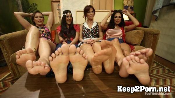 Lyla storm feet