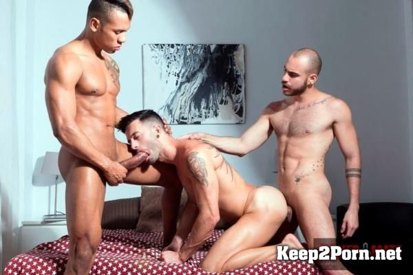 "Gays Carlos Leao, Andy Star, Patrick Dei starring in ""Carlos Leao, Andy Star and Patrick Dei"" (Fetish) [HD 720p] FuckerMate"
