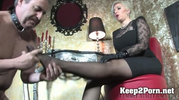 Mistress Johanna starring in video: Passion For Feet Part 3 Of 3 [MP4 / HD] FemmeFataleFilms