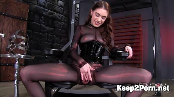 Femdom Empire - Anna Deville in porn video: Cum Addiction [FullHD] FemdomEmpire