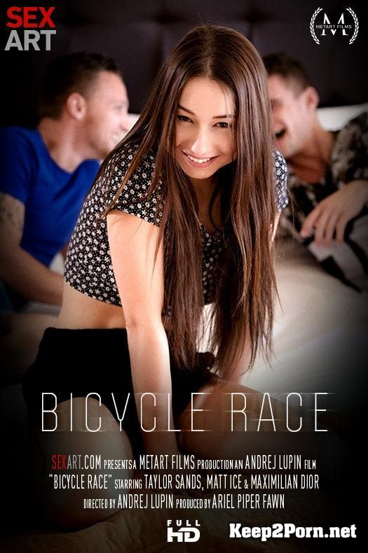 group sexart - Taylor Sands in group porn video: Bicycle Race [SD] Metart, Sexart
