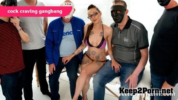 "Demona Dragon starring in ""Cock Raving Gangbang"" (Group sex) [SD 360p] UkRealitySwingers"