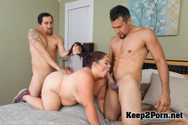 "Group video ""Three For Yoga"" with Vanessa London [SD 400p] PlumperPass"