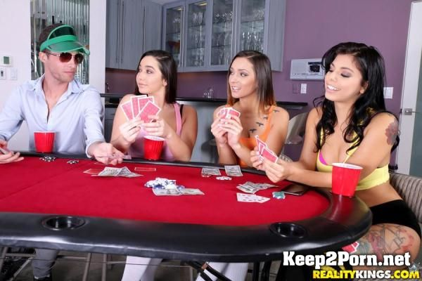 """Taking All Bets"" with girls: Gina Valentina, Karlee Grey, Jaye Summers [SD] MoneyTalks"