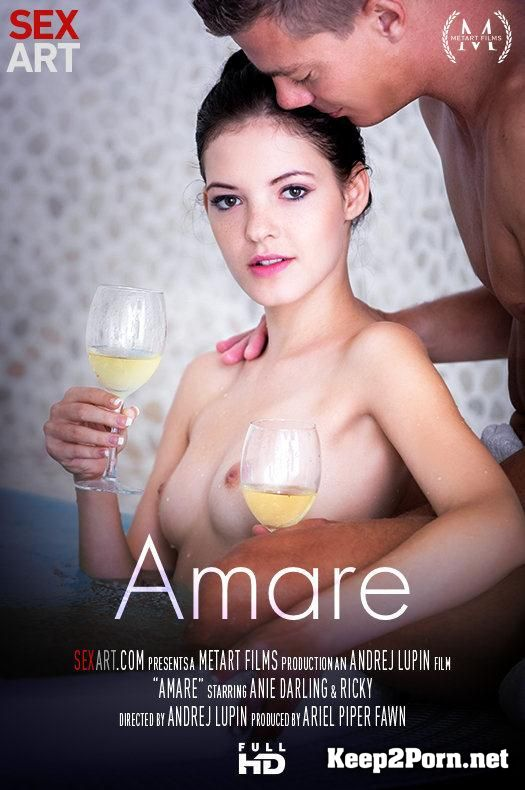 Anie Darling starring in Porno: Amare [MP4 / SD] SexArt, MetArt