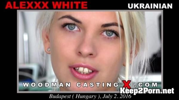 Alexxx White in porn with Teen: Casting [FullHD] WoodmanCastingX