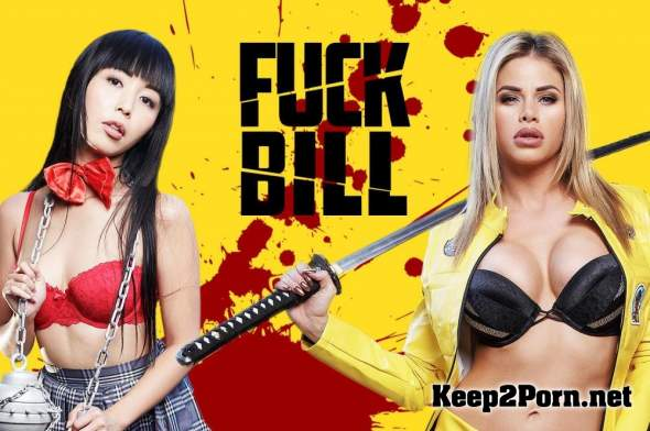 Jessa Rhodes and Marica Hase in VR Porn: Fuck Bill [Smartphone / Mobile] (FullHD / VR) VRcosplayx