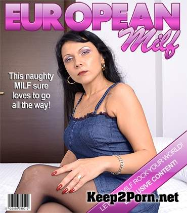 Horny Mature Kayla playing with herself (MP4 / FullHD) Mature.nl, Mature.eu
