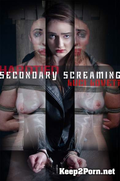 Humiliation Torture Porn - Luci Lovett - Secondary Screaming (Humiliation, Torture) (HD / BDSM)  HardTied. BDSM Porn ...