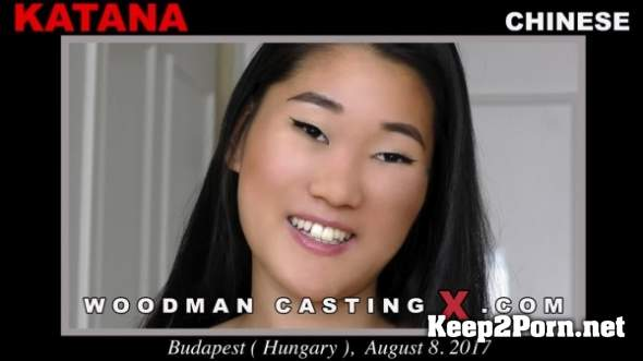 Katana (Casting X 176 * Updated * / 10.03.2018) (SD / Anal) WoodmanCastingX