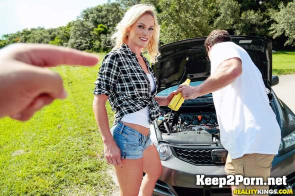 Sydney Hail - Oil Change (12.04.2018) (Amateur, SD 432p) MilfHunter, RealityKings