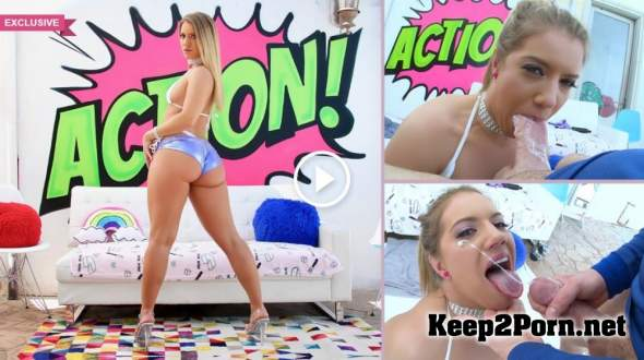 Candice Dare - Candice Craves A Huge Load (16.04.2018) (HD / MP4) Swallowed