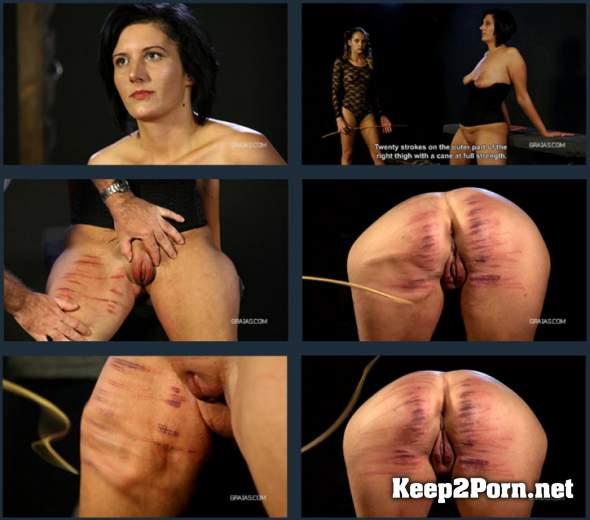 Roxy And The Wheel Of Full Pain (Part 2) (BDSM, FullHD 1080p) Graias