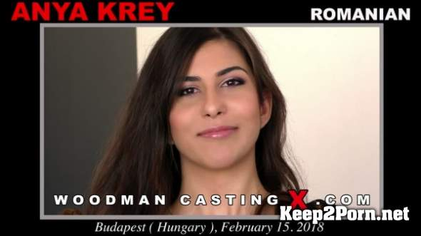 Anya Krey (Casting X 185 * Updated * / 17.04.2018) [540p / Pissing] WoodmanCastingX