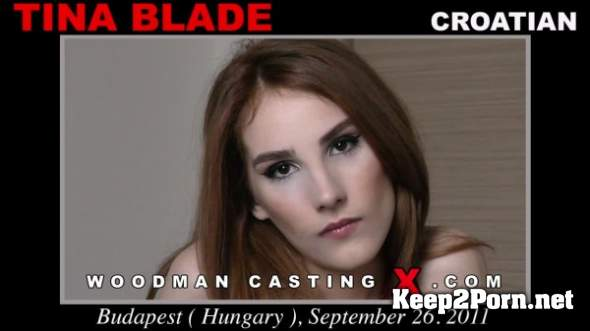 Tina Blade (Casting X 99 * Updated * / 30.04.2018) (SD / MP4) WoodmanCastingX