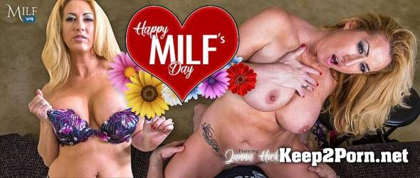 Janna Hicks (Happy MILF's Day) [3D] (2K UHD / MP4) MilfVR