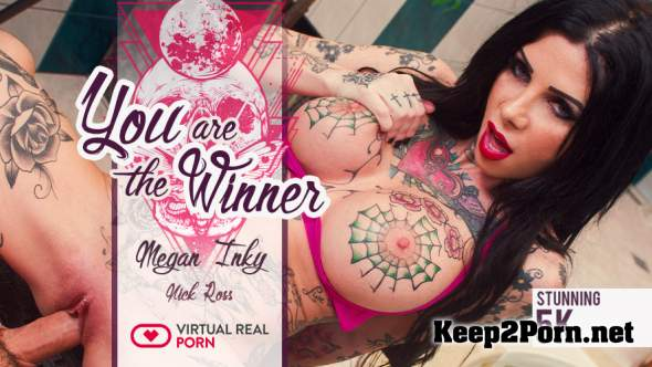 Megan Inky (You are the Winner) [Oculus Rift, Vive] [2700p / VR] VirtualRealPorn