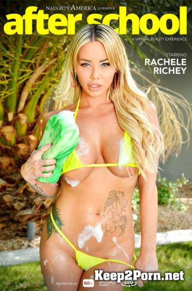Rachele Richey (After Scho / 30.05.2018) [Oculus Go] (MP4, 2K UHD, VR) NaughtyAmericaVR