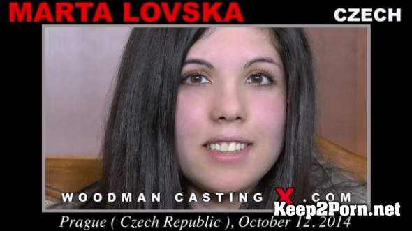 Marta Lovska (Casting X 153 * Updated * / 14.05.2018) (MP4, SD, Anal) WoodmanCastingX