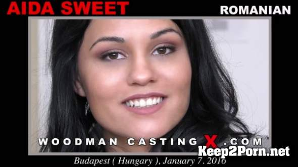 Aida Sweet (Casting X 155 * Updated * / 15.06.2018) (Anal, SD 540p) WoodmanCastingX