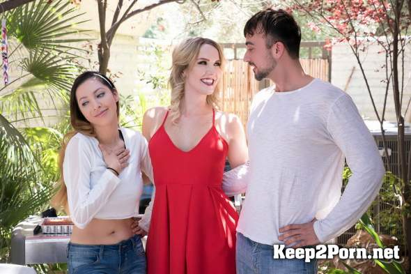 Kayleigh Coxx, Mason Lear - Grilling & Drilling (28.06.2018) (SD / MP4) TransAngels