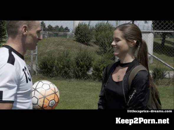 German Soccer Camp - Little Caprice (14.07.2018) [SD 480p] LittleCaprice-Dreams