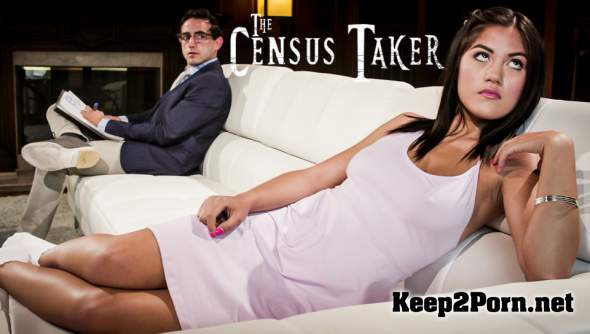 Kendra Spade (The Census Taker / 07.08.2018) (MP4, HD, Teen) PureTaboo