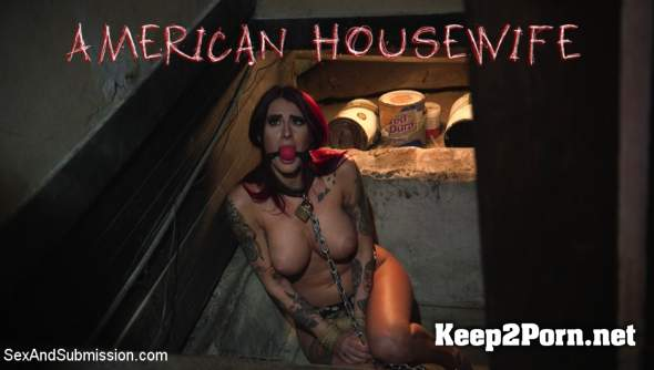 Tana Lea - American Housewife (03.08.2018) (MP4, SD, BDSM) SexAndSubmission, Kink