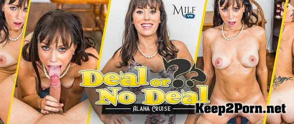 Alana Cruise (Deal or No Deal / 16.08.2018) [Gear VR] (MP4, UltraHD 2K, VR) MilfVR