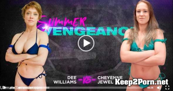 Dee Williams vs Cheyenne Jewel (15.08.2018) (MP4 / HD) UltimateSurrender