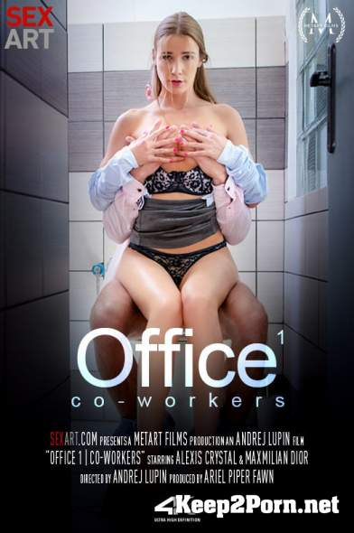 Alexis Crystal - Office Episode 1 - Co-Workers (02.09.2018) [SD 360p] SexArt, MetArt