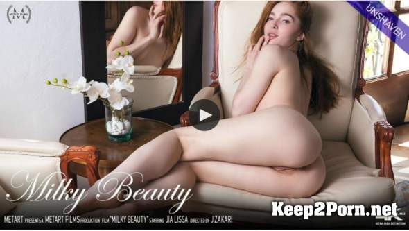 Jia Lissa - Milky Beauty (23.09.2018) [SD 360p] MetArt