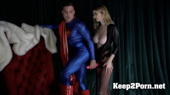 BUNNY COLBY (EVIL BUNNY COLBY VS SUPERMAN / September 11, 2018) [1080p / Femdom] SweetFemdom