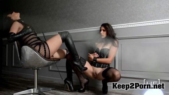 Cindy Hope and Zafira - Under My Boots [720p / Fetish] UltimateFetish, Clips4sale