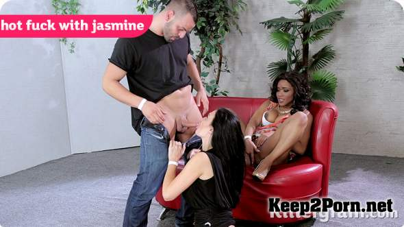 Kiki Minaj, Jasmine Jae - A Hot Fuck With Jasmine (MP4 / HD) Pornostatic, Killergram