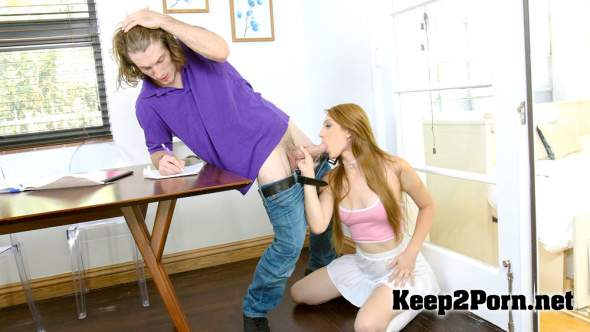 Nina Skye - No. 2 Flesh Pencil (SD / MP4) StepSiblings, TeamSkeet