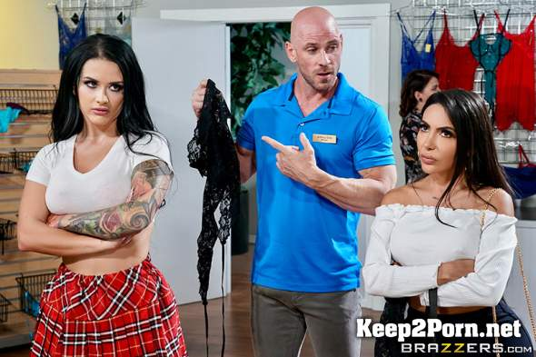Katrina Jade, Lela Star - Black Friday Fuckfest (20.11.2018) (Video, SD 480p) BrazzersExxtra, Brazzers