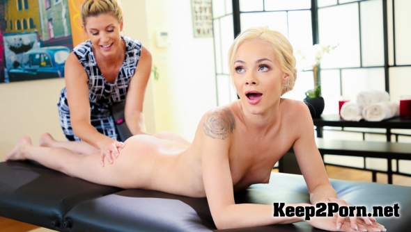 India Summer, Elsa Jean (The Protege) (FullHD / Lesbians) AllGirlMassage, FantasyMassage
