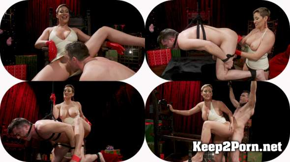 Ryan Keely - Holiday Tribute: Ryan Keely receives new toy Lance Hart (18.12.2018) (SD / MP4) DivineBitches, Kink