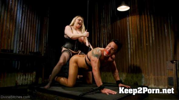 A Dom's Domme: Divine Bitch Aiden Starr dominates beefcake male top (HD / Femdom) DivineBitches