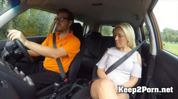 Amber Deen (Sexual discount for Scottish babe / 77061 / 2017-10-13) (SD / MP4) FakeDrivingSchool