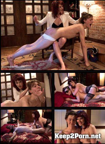 Maitresse Madeline and Garrett Nova - 19 year old male gigolo prostate milked for the very first time by Maitresse Madeline (SD / Femdom) DivineBitches,Kink