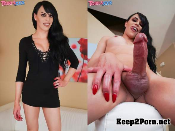 Bree Bella / Bree Bella's Big Creamy Load! (15 Jan 2019) (Shemale, HD 720p) GroobyGirls
