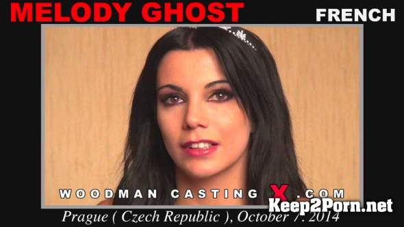 Melody Ghost (Casting X 131 * Updated * / 26.01.2019) (MP4, SD, Anal) WoodmanCastingX