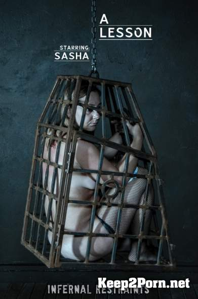 Sasha (A Lesson / 25-01-2019) [720p / BDSM] InfernalRestraints